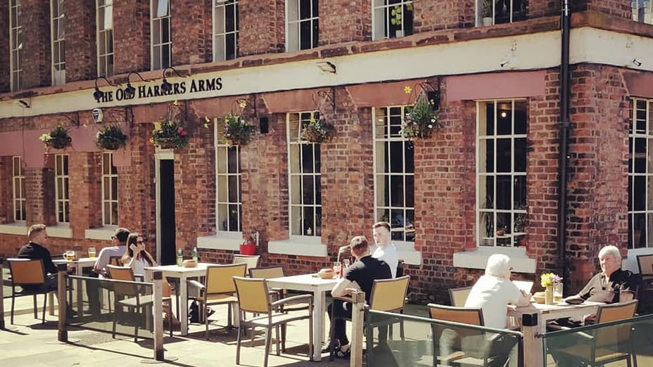 The Old Harkers Arms Chester