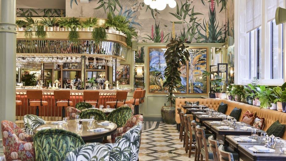 The Ivy Oxford Brasserie