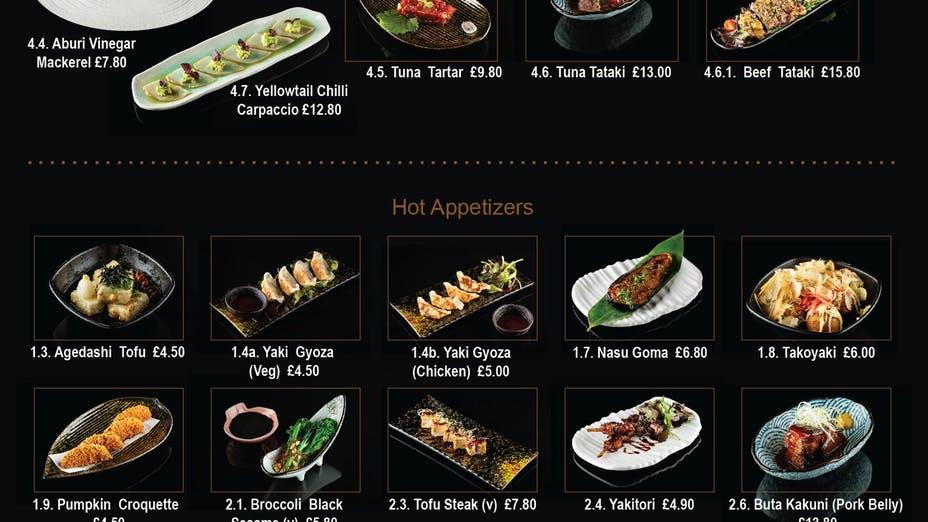 Kirin Japanese Restaurant & Bar