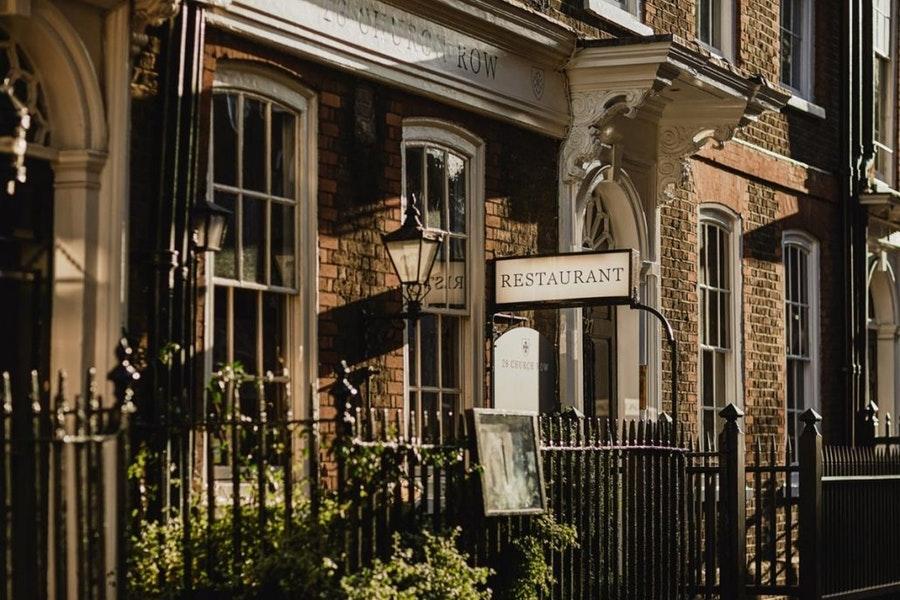 28 Church Row