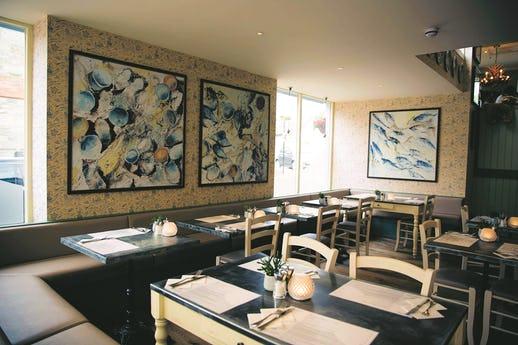 Luss Seafood Bar