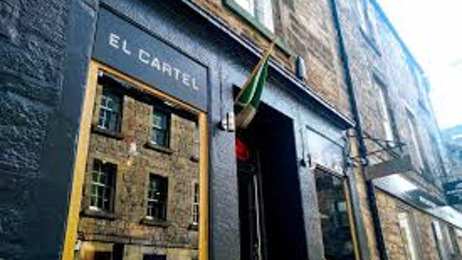 El Cartel Mexicana Teviot Place