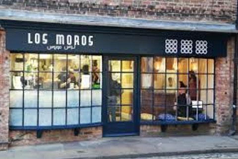 Los Moros, York