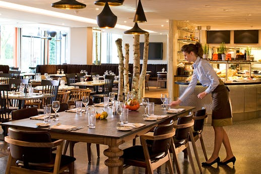 Leftbank at The Runnymede-on-Thames Hotel