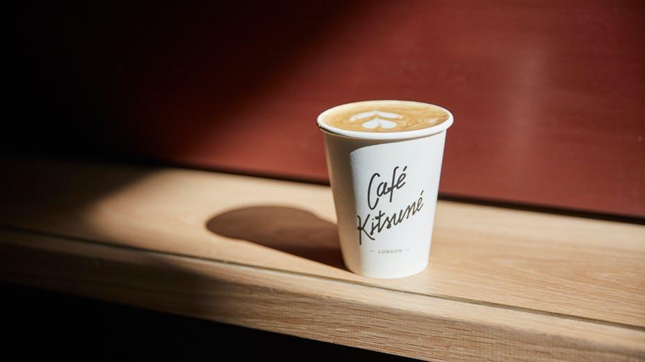 Café Kitsuné at Pantechnicon