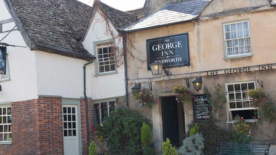 The George Inn Lacock