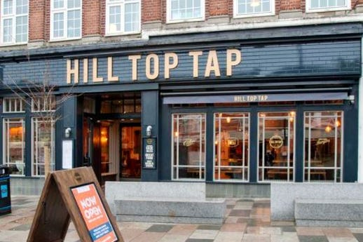 Hill Top Tap Sidcup