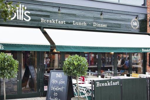 Bill's Restaurant & Bar - Camberley