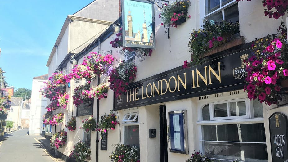 The London Inn Padstow