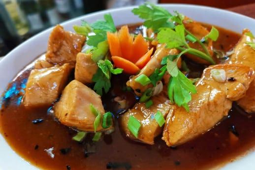 Josephine's Filipino Restaurant London
