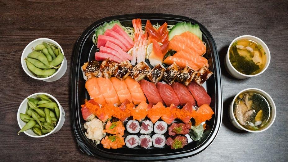 Gaijin Sushi