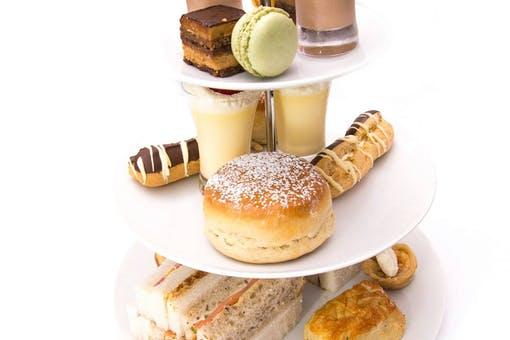 Afternoon Tea at Beechwood Hotel