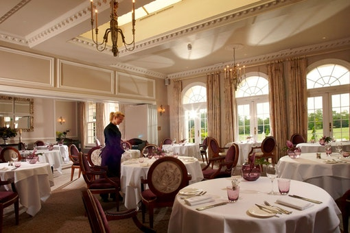 The Restaurant at Brockencote Hall Hotel