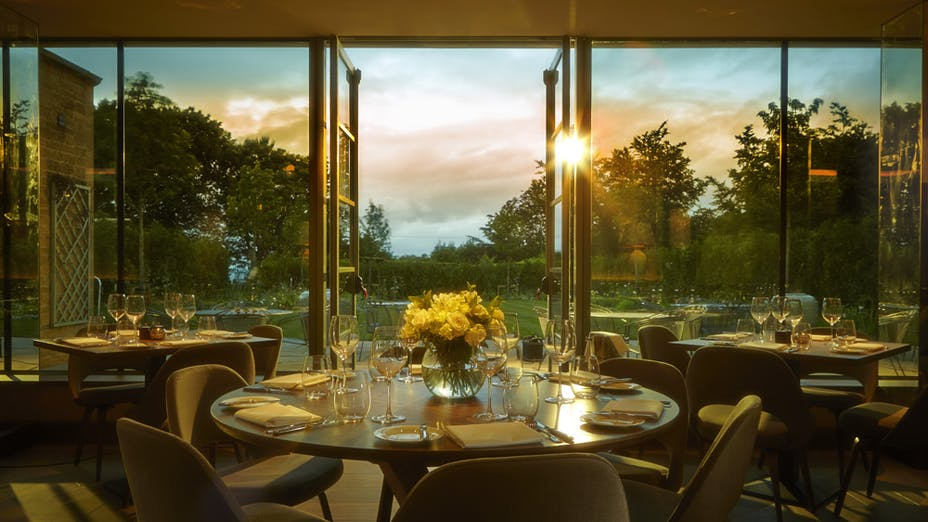 The Garden Room At Dormy House