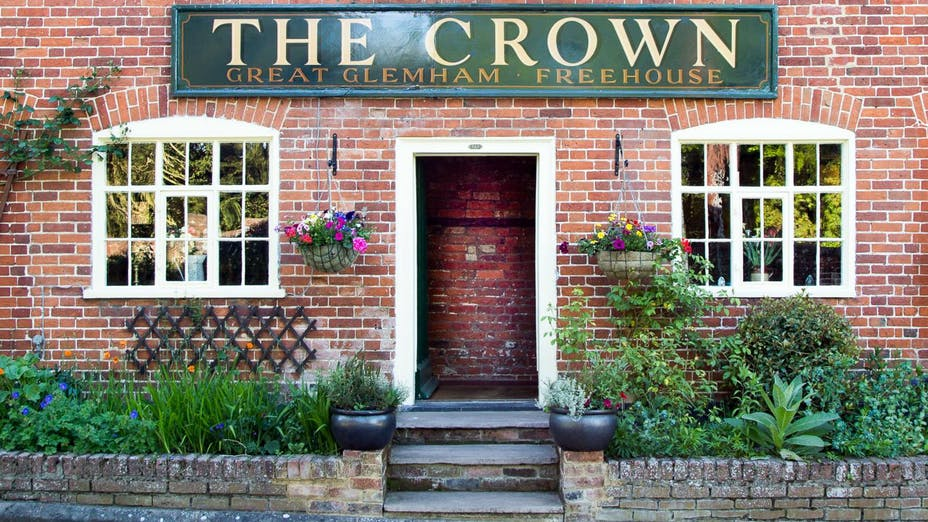 The Crown Inn - Saxmundham