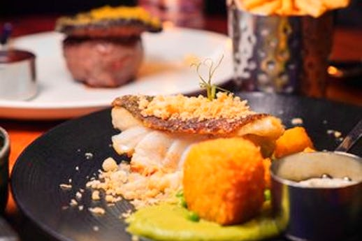 STK Christmas Experience at ME London