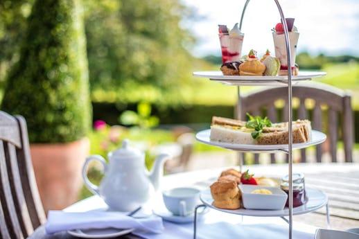 Afternoon Tea at Barnham Broom