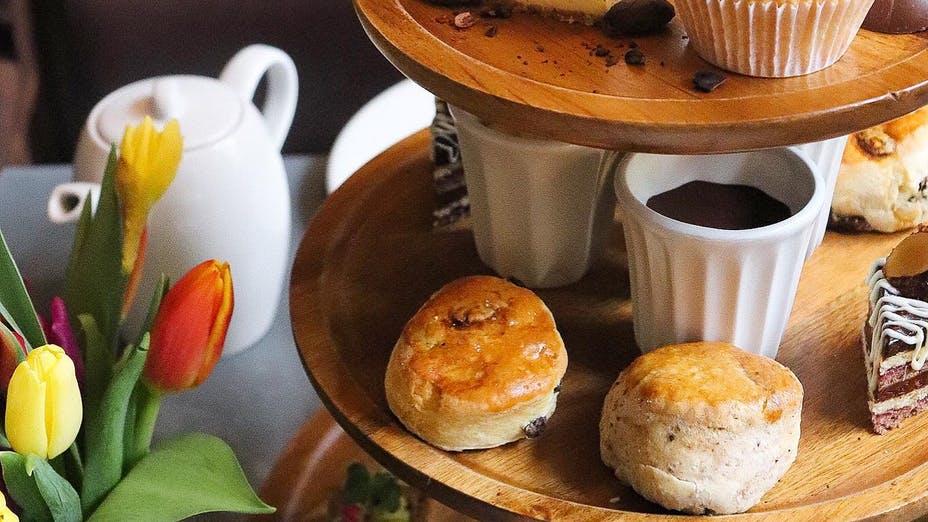 Afternoon Tea at Rabot 1745