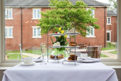 Afternoon Tea At Muthu Clumber Park