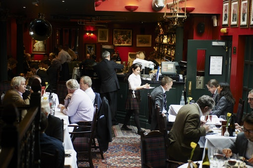 Boisdale of Belgravia (bar)