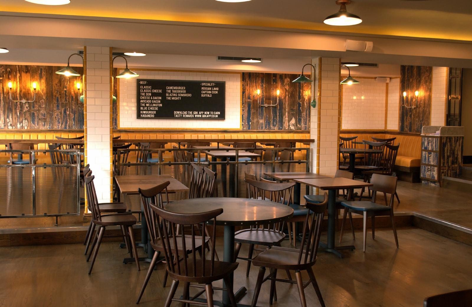Gourmet Burger Kitchen Richmond