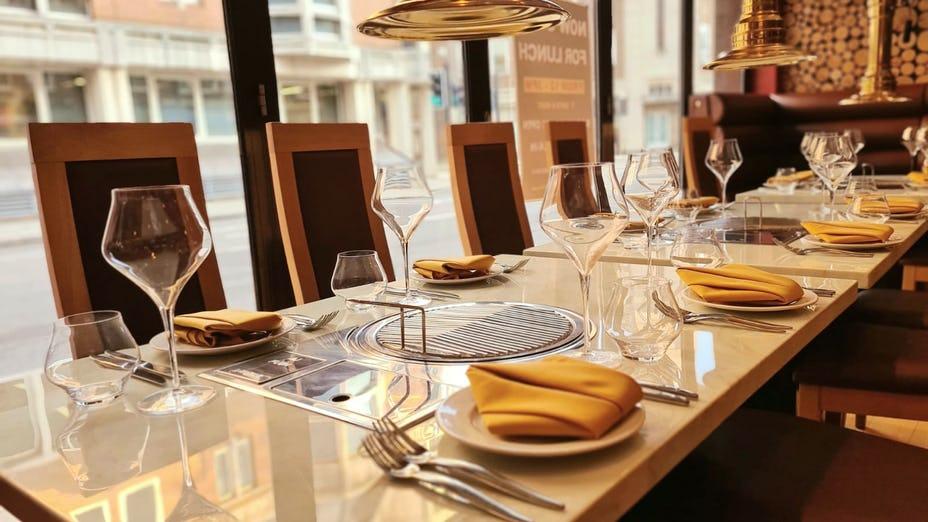 Intercontinental Brasserie