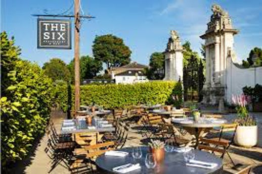 The Six Restaurant at Kings Arms Hotel