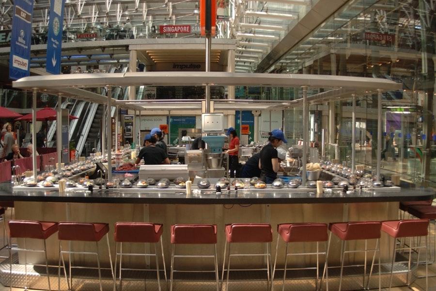 YO! Sushi Paddington Station