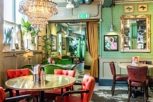 Bill's Restaurant & Bar - Sevenoaks