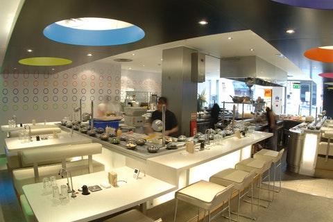 YO! Sushi Haymarket