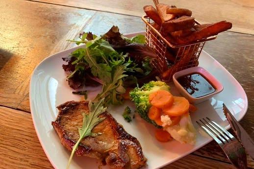 City Arms Traditional Pub Food