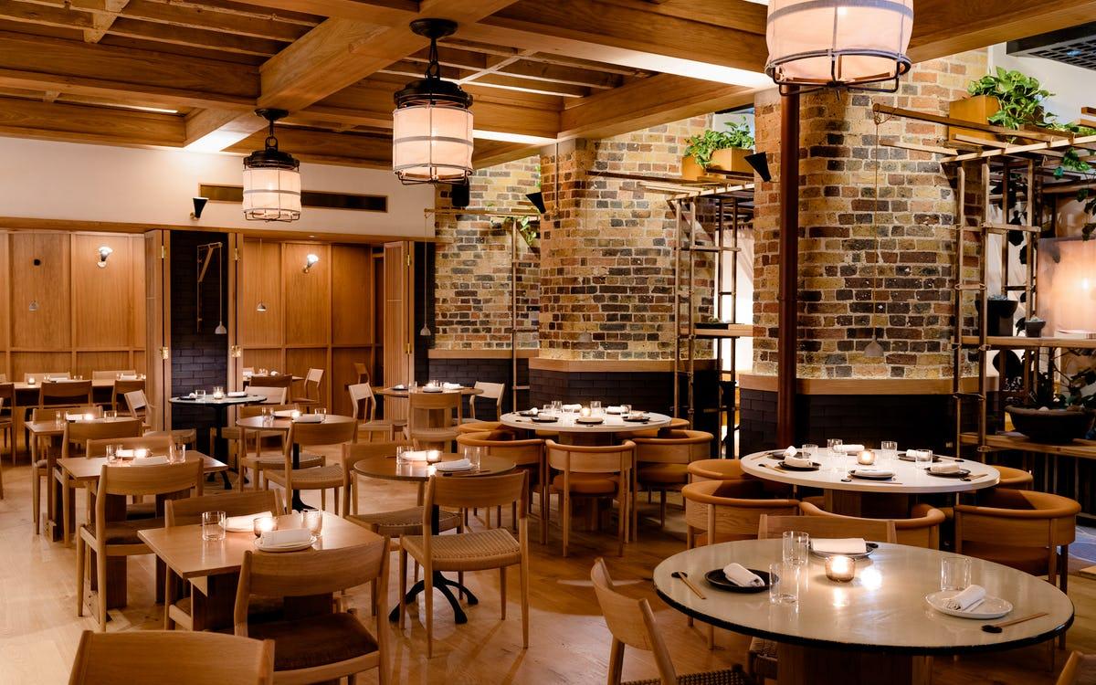 Sachi Restaurant at Pantechnicon