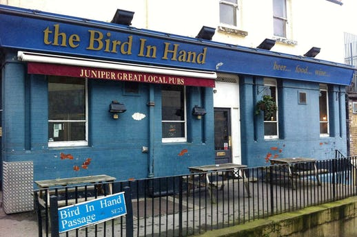 Bird in Hand Forest Hill London