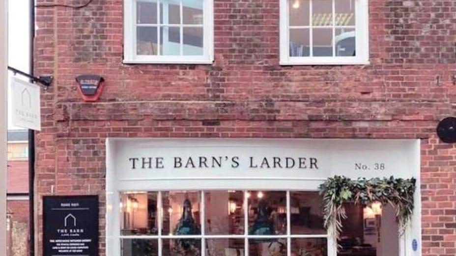 The Barn Little London