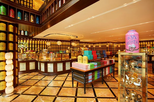 TWG Tea Leicester Square