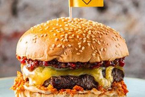 Gourmet Burger Kitchen Canary Wharf