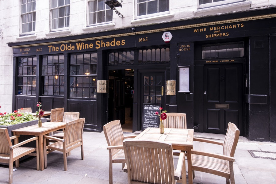 The Olde Wine Shades