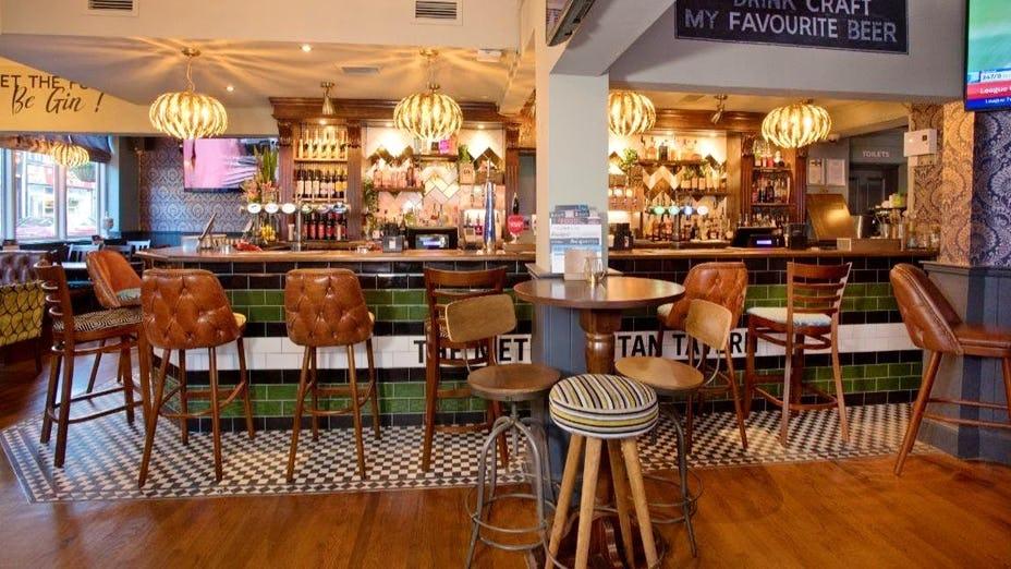 The Metropolitan Tavern Uxbridge