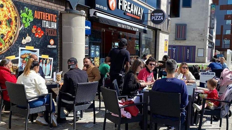 Fireaway Pizza Milton Keynes