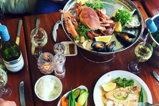 The Lobster Pot - Nottingham