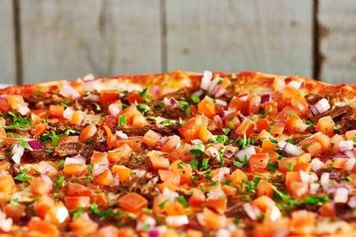 Pizza Express High Holborn