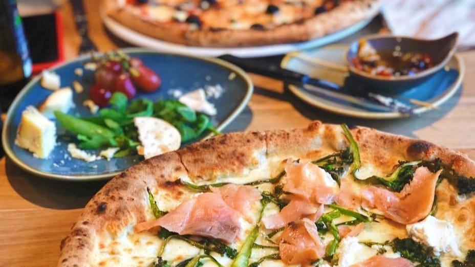 Zzetta - Soul Fired Pizza