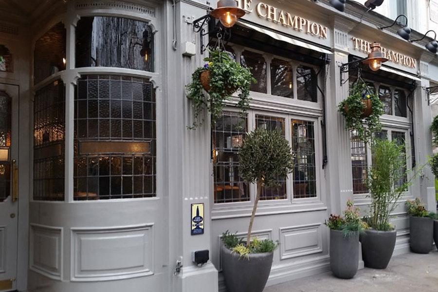 The Champion - Wellington Terrace