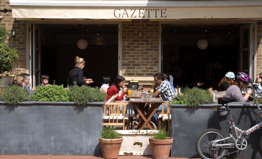 Gazette Battersea In