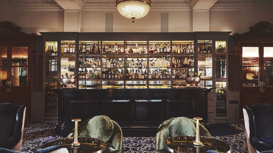 The Coburg at The Connaught Hotel