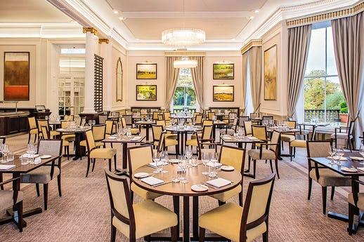 Mulberry Restaurant at Oatlands Park Hotel