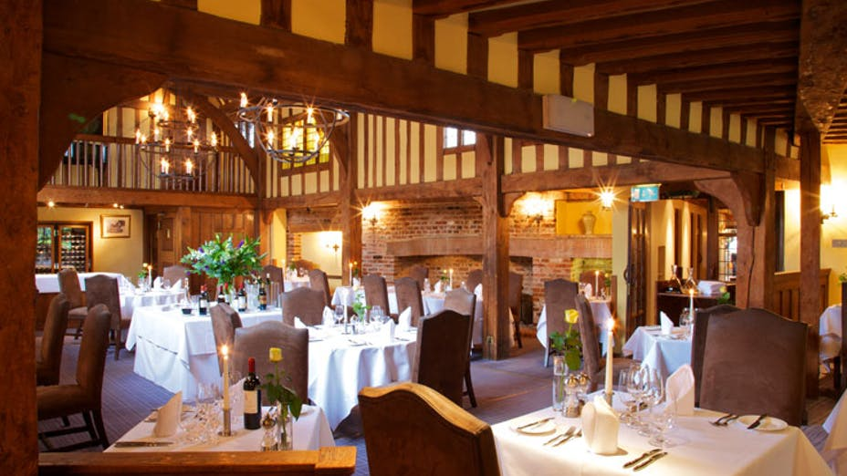 The Gallery Restaurant at the Swan