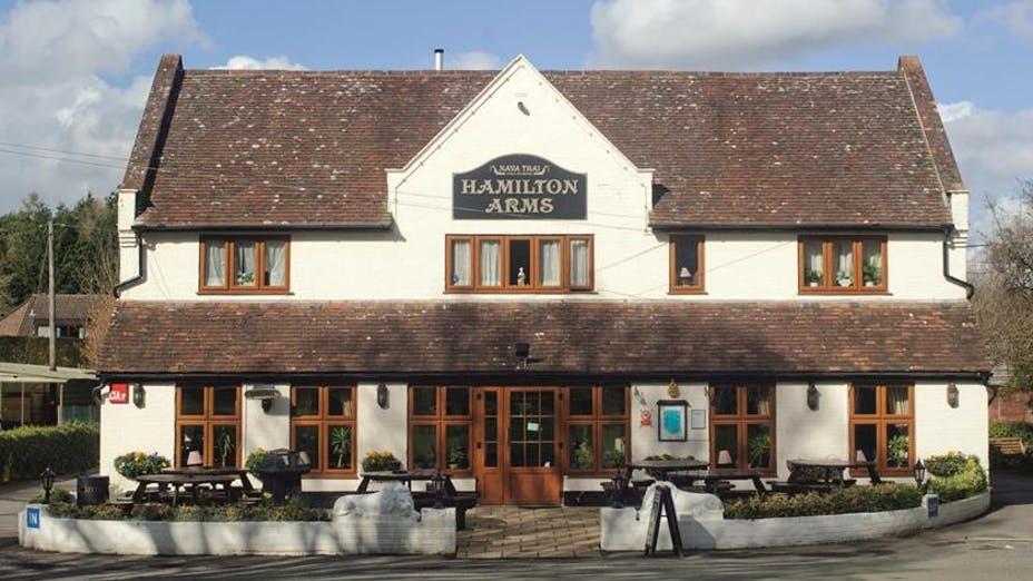 The Hamilton Arms