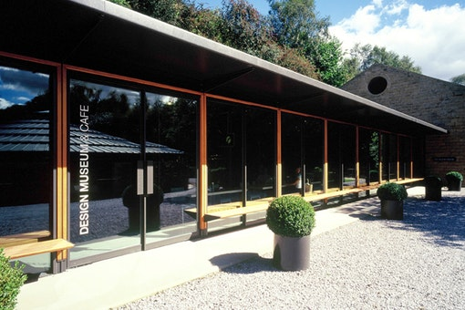 The David Mellor Design Museum Cafe