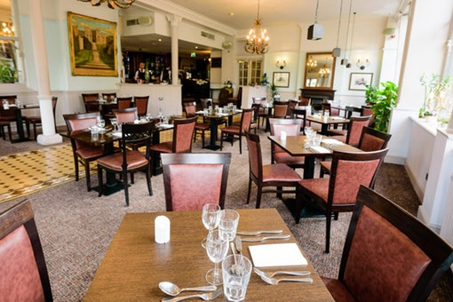 The Tower Brasserie at The Harte & Garter Hotel